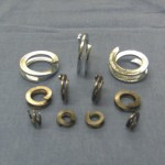 Double coil washers for industrial use